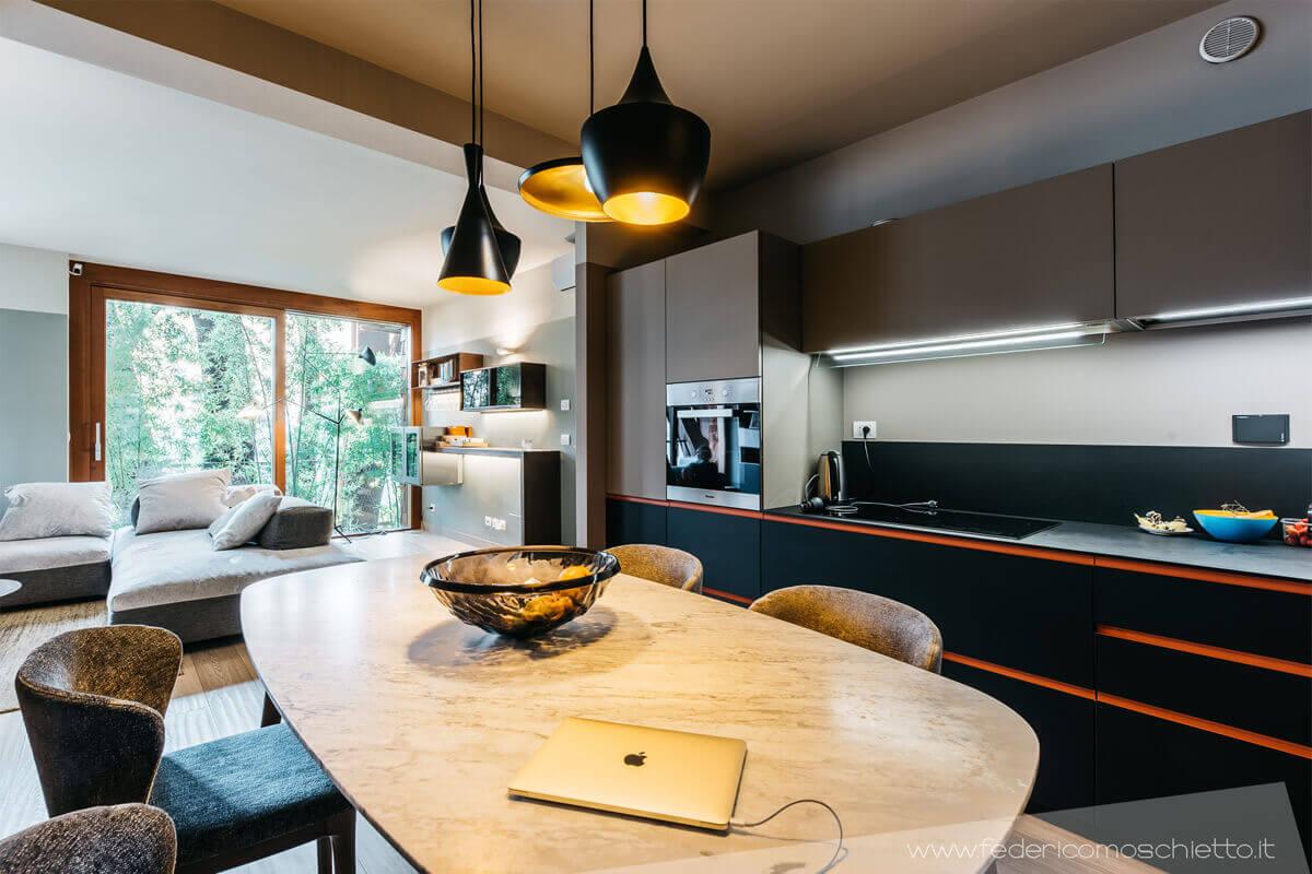 Cucine classiche e moderne di design a torino soul kitchen for Cucine design torino